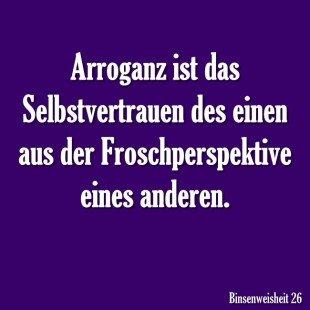 arroganz26