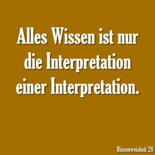 wisseninterpretation28